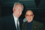 G Jack Donahue and Clive Davis The Music Man Beverly Hills