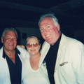 At the Academy Awards Billionaire Double M  S Miller, Emmy Award-winner Sharon Gless, and Good Friend  G Jack Donahue