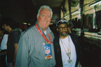 G Jack Donahue with Legendary Director Mr Spike Lee