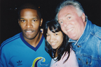 Jamie Foxx, Billie Holiday, and G Jack Donahue in Southeast Asia
