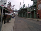 Lansdowne Street on Lock Down Friday We are Back Boston Strong